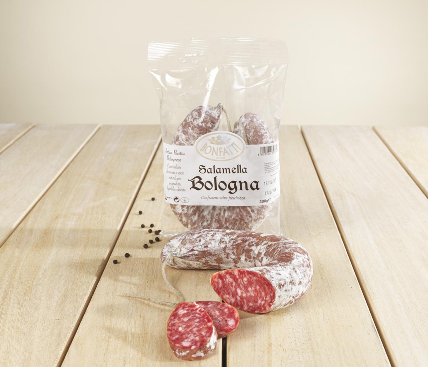 Salamella Bologna Bonfatti Salumi